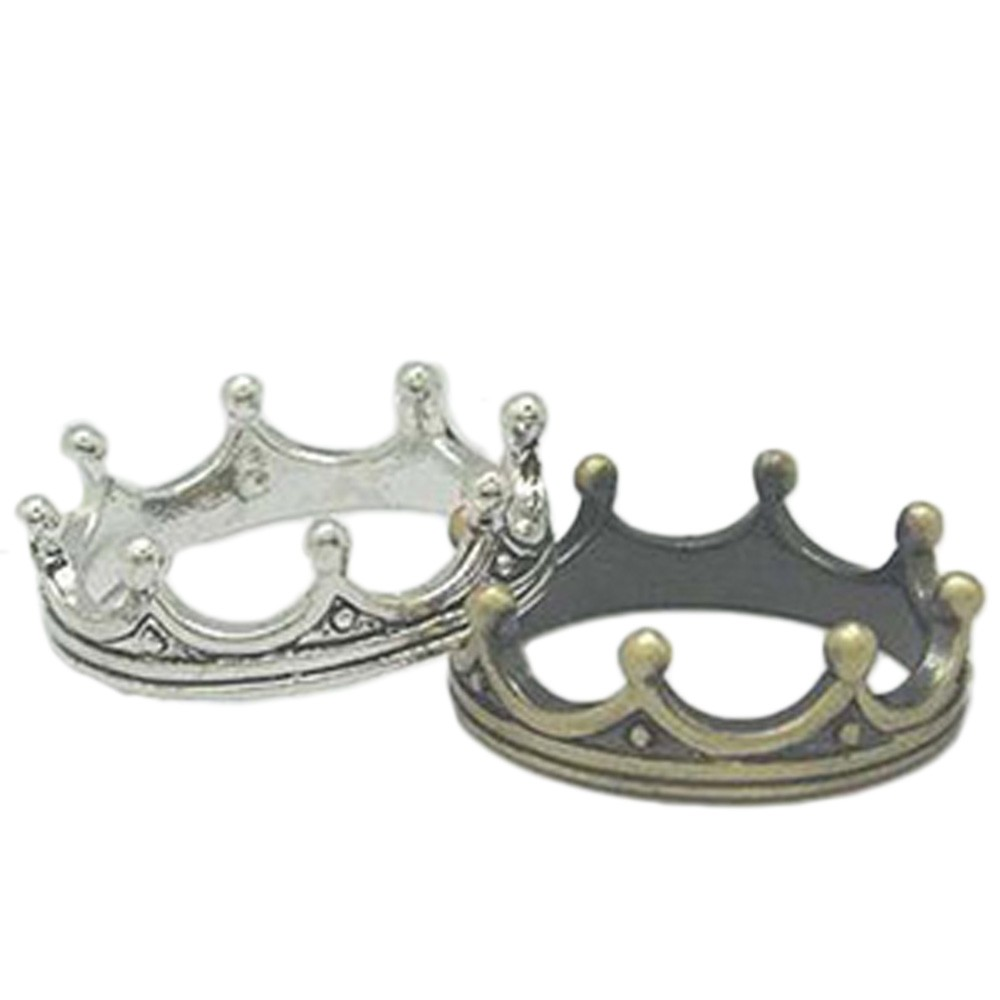 Girls Princess Crown Tiara Ring Ladies Queen Womens NEW Vintage