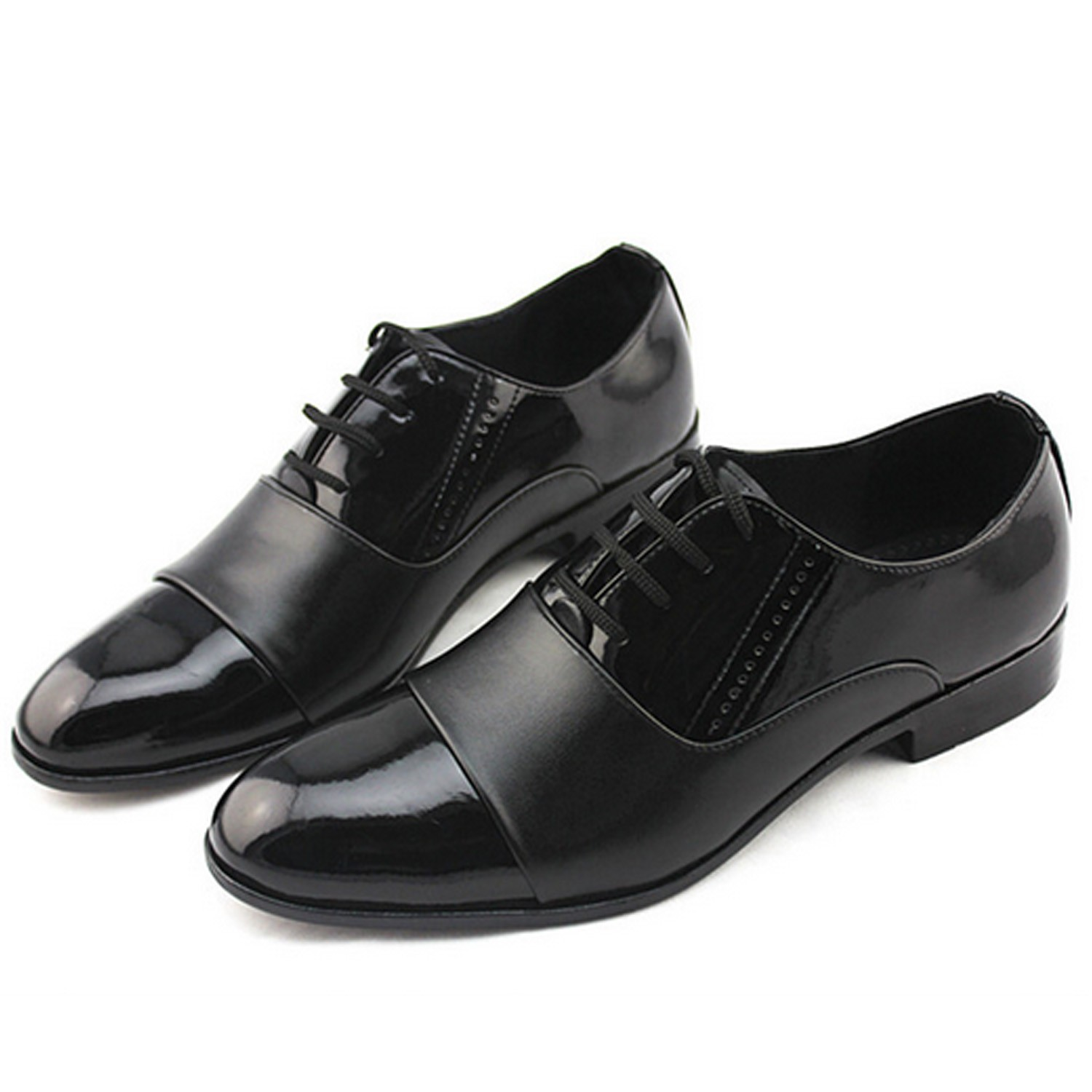 Mens Dress Tuxedo Shoes - BM11#